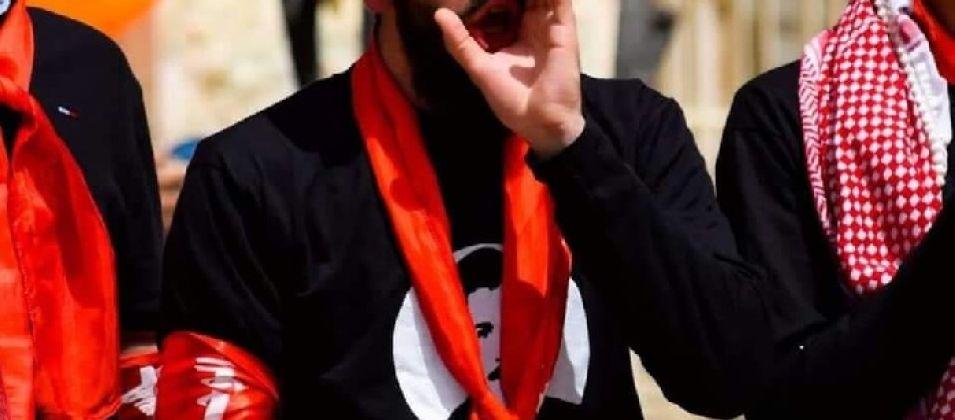 الأمانة العامة لاتحاد الشباب الديمقراطي الفلسطيني تدين اعتقال محمود صلاح