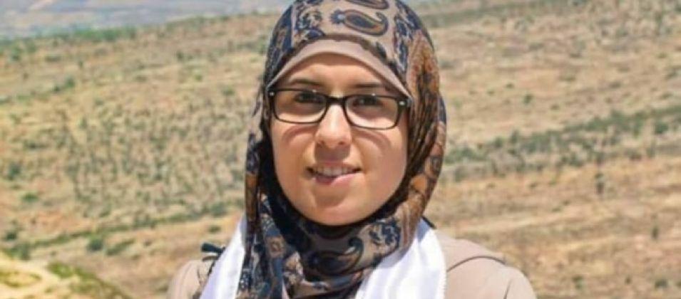 محكمة الاحتلال تخفض مدة اعتقال الصحفية بشرى الطويل