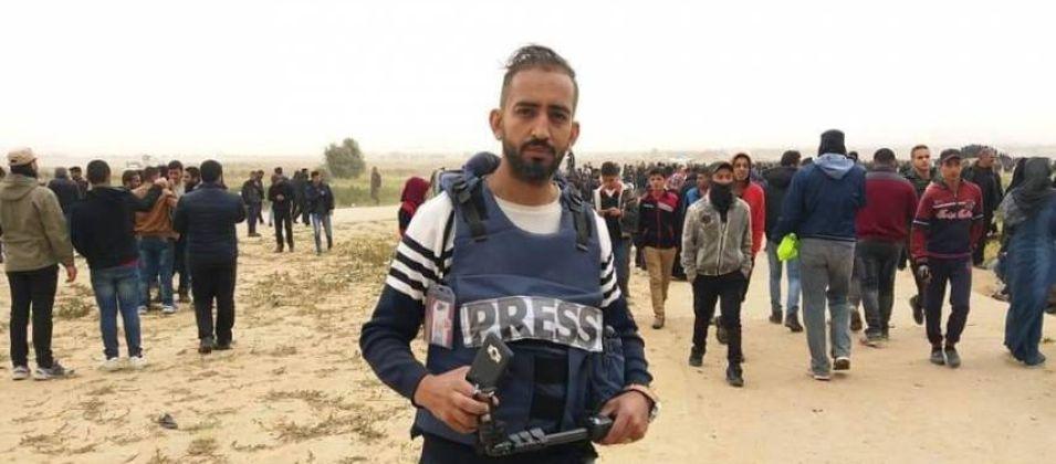 إعلام الاسري: سلطات الاحتلال تفرج عن الصحفي محمد أبو دقة