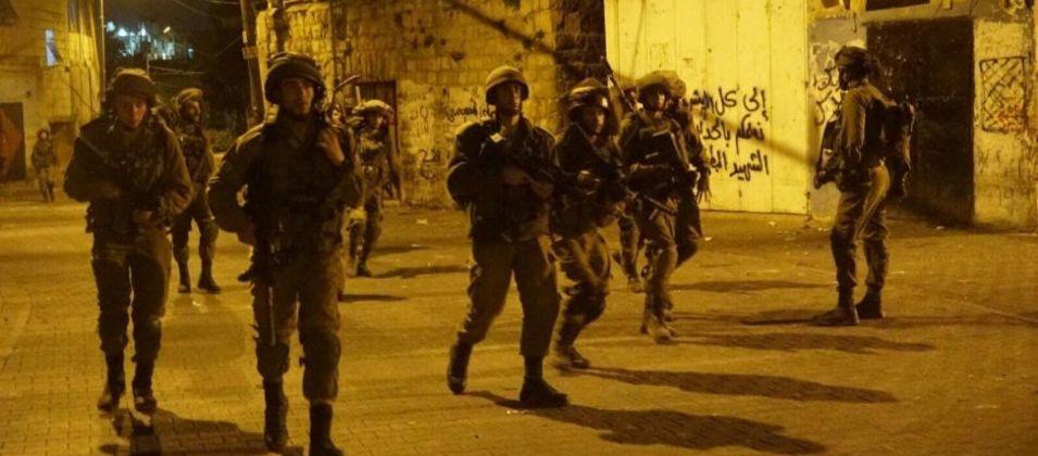 قوات الاحتلال تعتقل 4 مقدسيين في القدس المحتلة