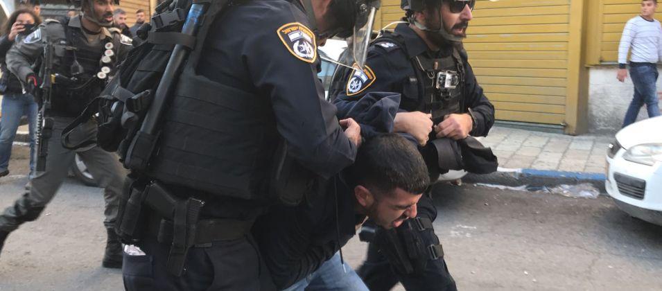 الاحتلال يعتقل ثلاثة شبان من محافظة جنين