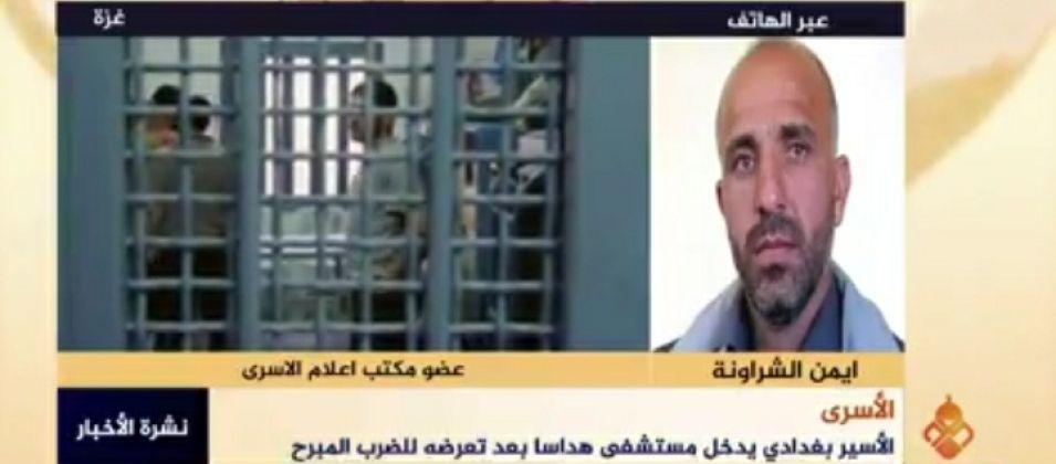 أيمن الشراونة للقدس اليوم: الاحتلال يرتكب أبشع الجرائم بحق الأسرى داخل السجون