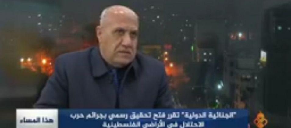 الكاتب محمد مصلح للقدس اليوم: الاحتلال يرفض قرار محكمة الجنايات الدولية وسيحاول عرقلة إجراءاتها