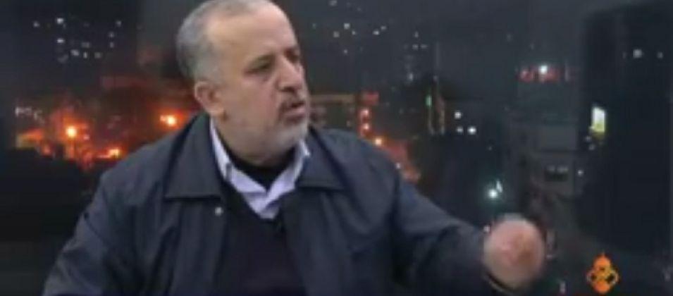 القيادي محمد شلح للقدس اليوم: المسجد الأقصى أحد الكرامات التي خص الله بها أهل فلسطين