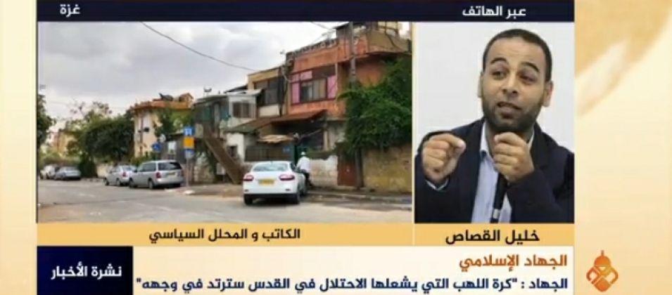 الكاتب خليل القصاص للقدس اليوم: يحب توثيق جرائم الاحتلال بحق الفلسطينيين وتقديمها إلى الجنائية الدولية ليتم معاقبتهم