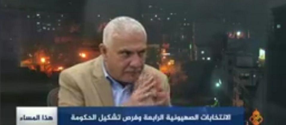 المختص شاكر شبات للقدس اليوم: تأزم الوضع السياسي داخل الكيان الصهيوني يفسره تكرار الانتخابات الرابعة