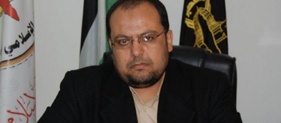 القيادي شهاب للقدس اليوم: لا خيار أمام الشعب الفلسطيني غير المقاومة حتى تحرير فلسطين