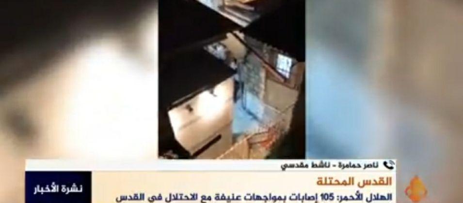 ناصر حمامرة للقدس اليوم: ما حدث في المسجد الأقصى يثبت أن المقدسيين قادرون على الدفاع عن المسجد الأقصى