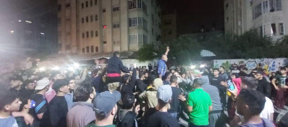 مسيرات في قطاع غزة وكافة محافظات الوطن نصرةً لأهلنا في القدس