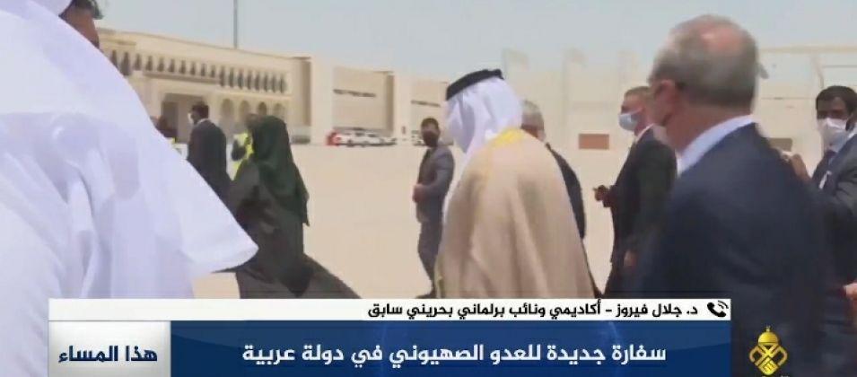 د.جلال فيروز للقدس اليوم: فتح سفارة للاحتلال الصهيوني في الإمارات ليس غريب