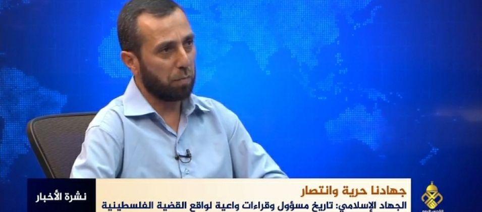 الشيخ الغرابلي للقدس اليوم: فلسطين لا تقبل القسمة على اثنين